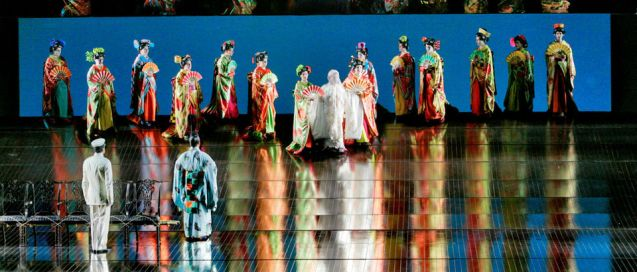 MADAME BUTTERFLY LIVE